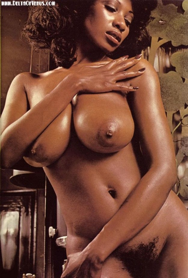 Beautiful nude black women with hairy pussy
