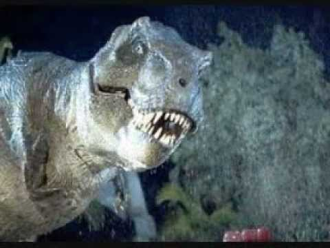 jurassic t from Dinosaurs rex park