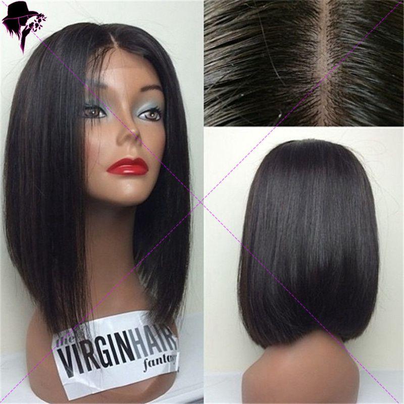 Short wigs for black women