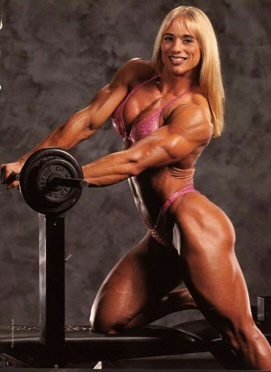 Nude female bodybuilder escorts
