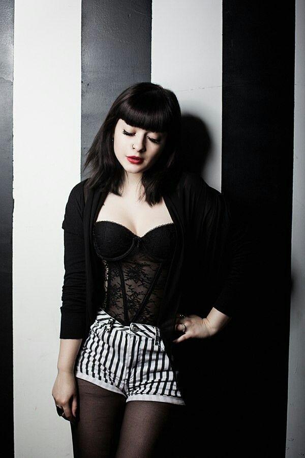 Sexy goth punk rock girls