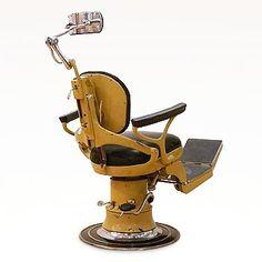 Lesbian dentist chair