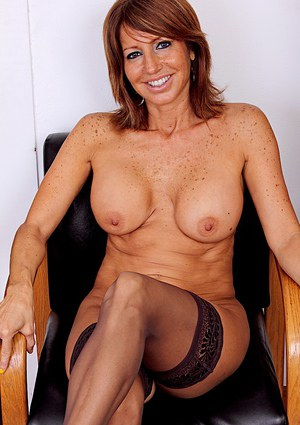 Mature porn stars with freckles