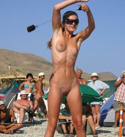 European family nudist beaches