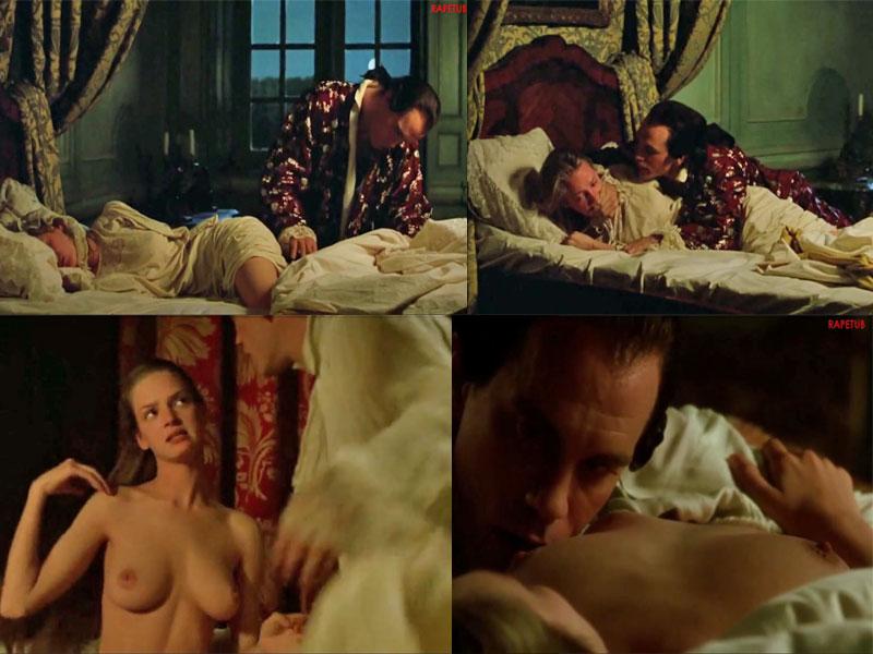 scene nude Uma thurman
