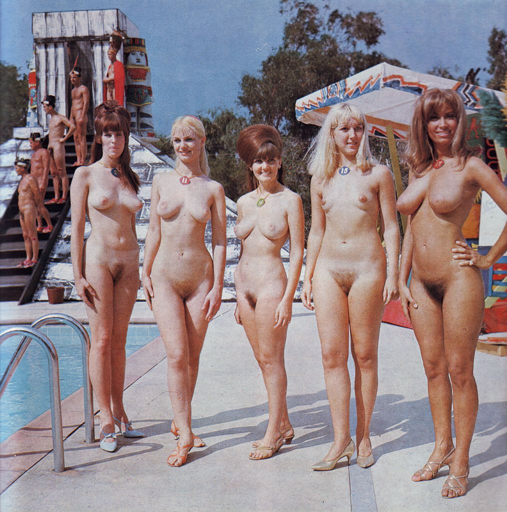 vintage girls nude Junior nudist