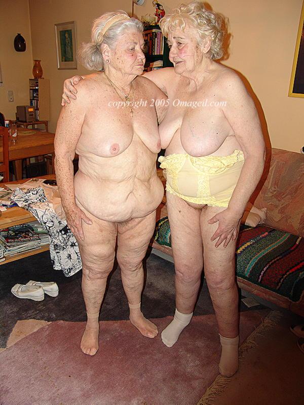 Granny mature oma