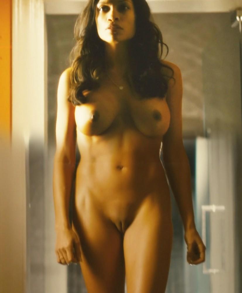 Trance movie rosario dawson nude