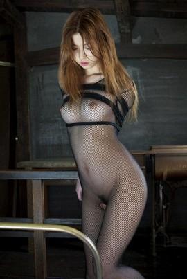 Nude asian girls bondage