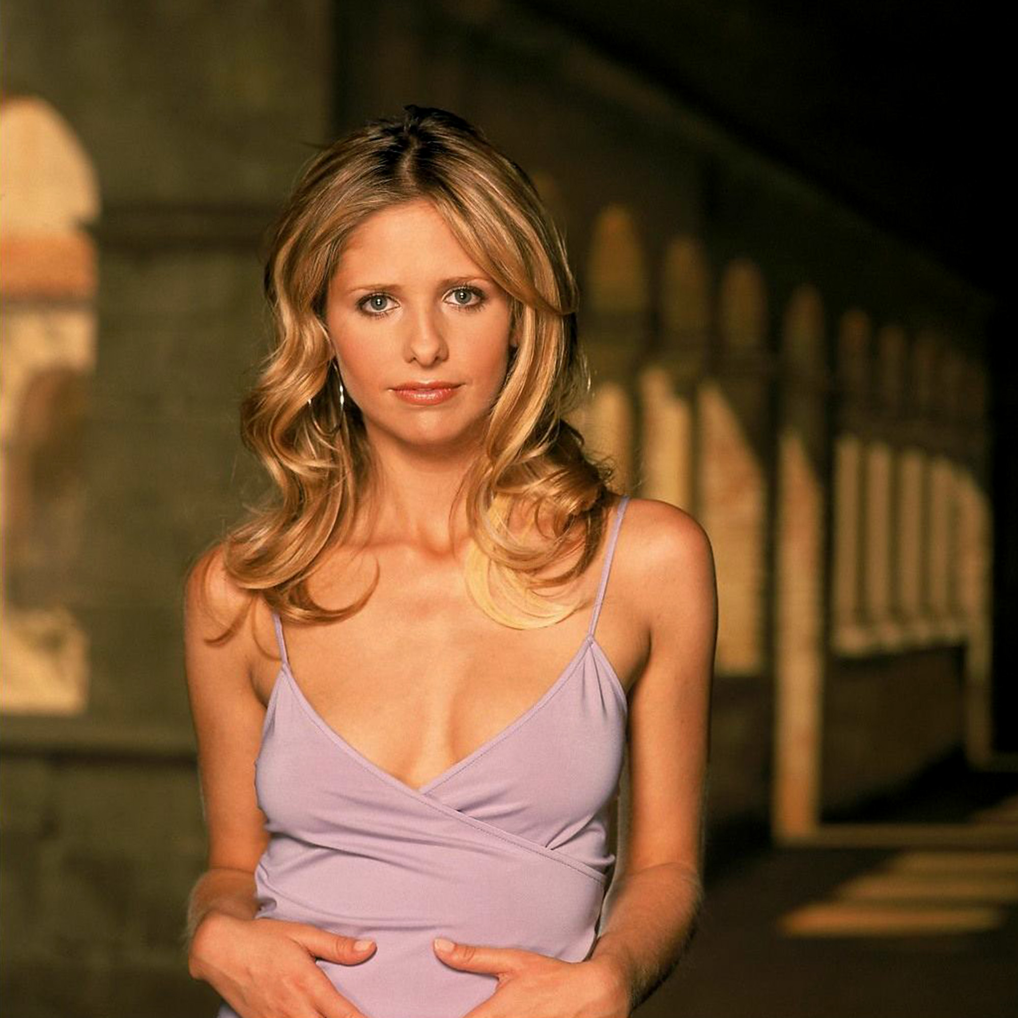 buffy as Sarah gellar michelle