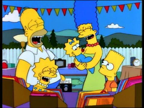 Simpsons my special big boy