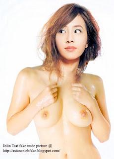 Jolin tsai nude fakes