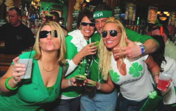 Day s st tits patrick