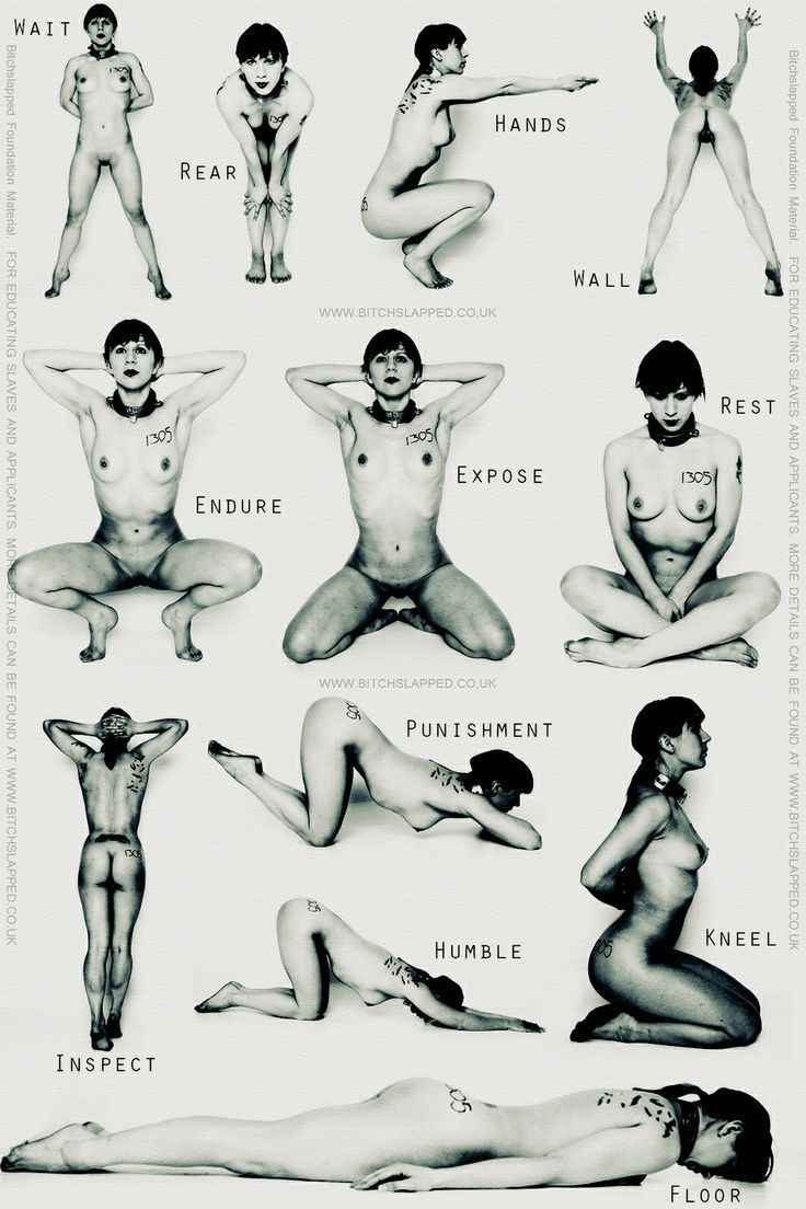 Sex position for submissive wives