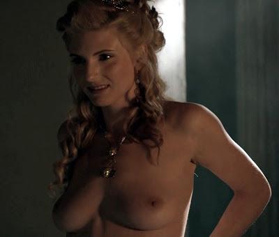 nude Spartacus women
