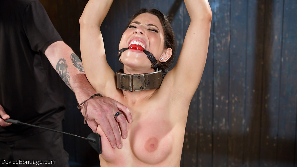 Homemade amateur girl next door bondage