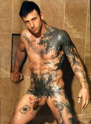 Filippo playgirl jersey shore nude