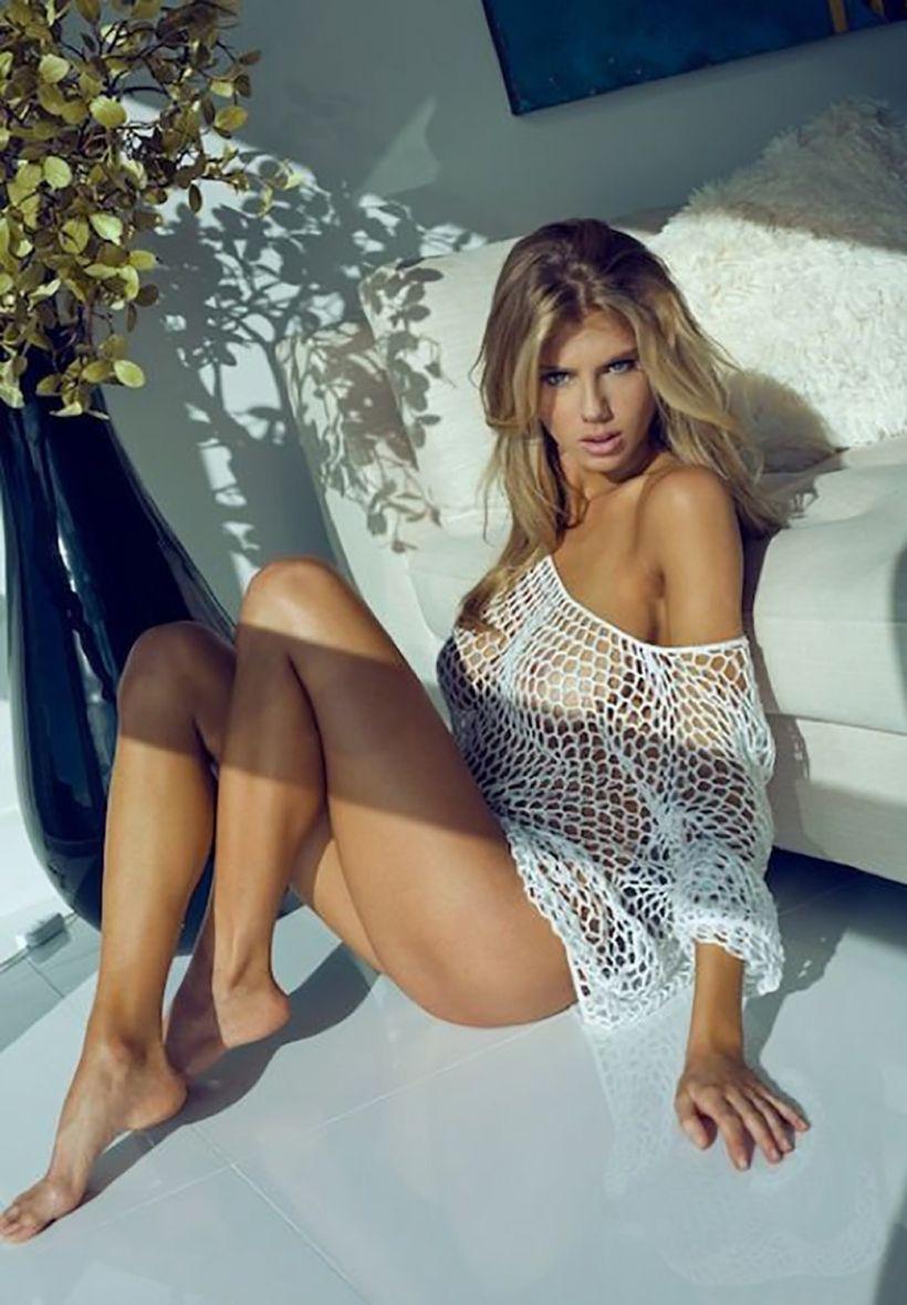 Charlotte mckinney nude porn