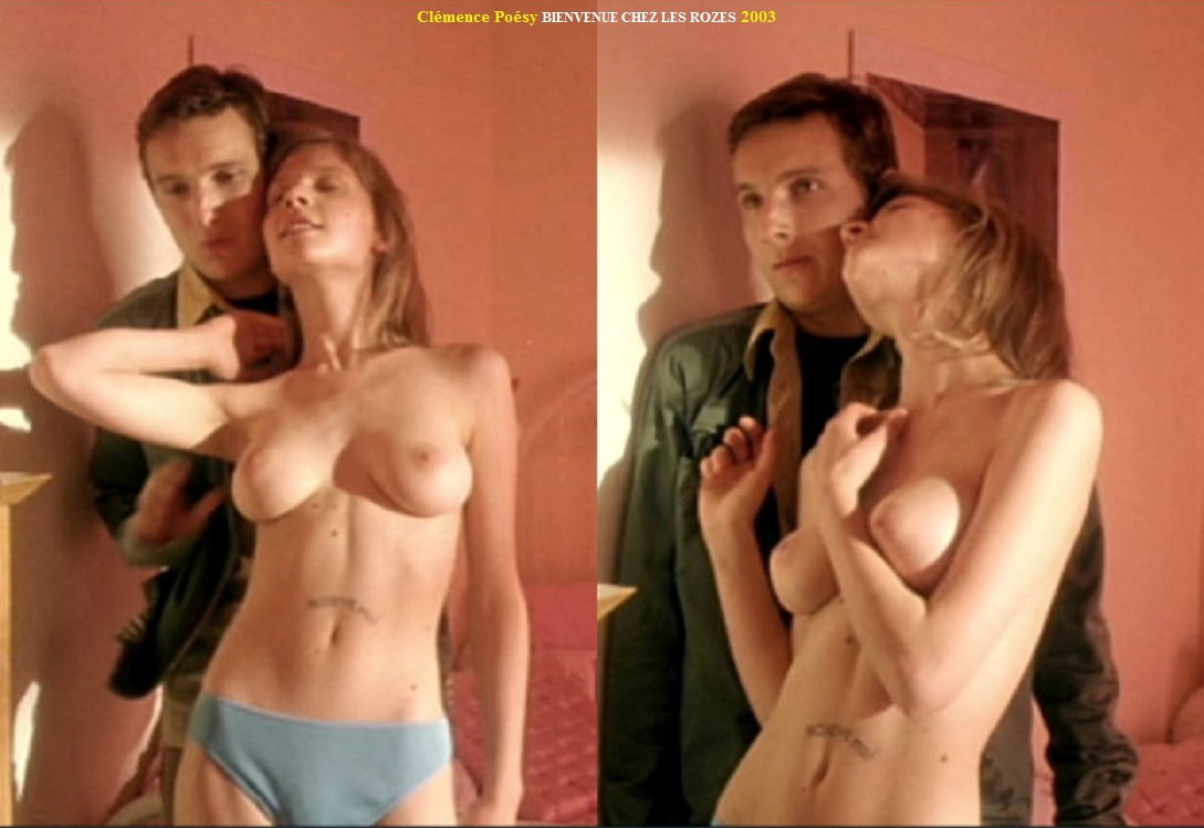 Clemence poesy nude fakes