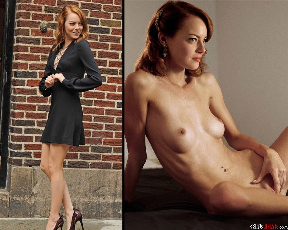 Most famous nude celebrities