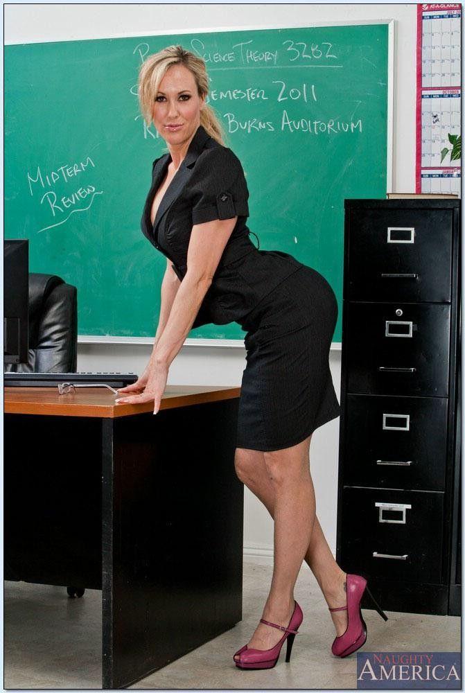 Brandi love naughty america teacher