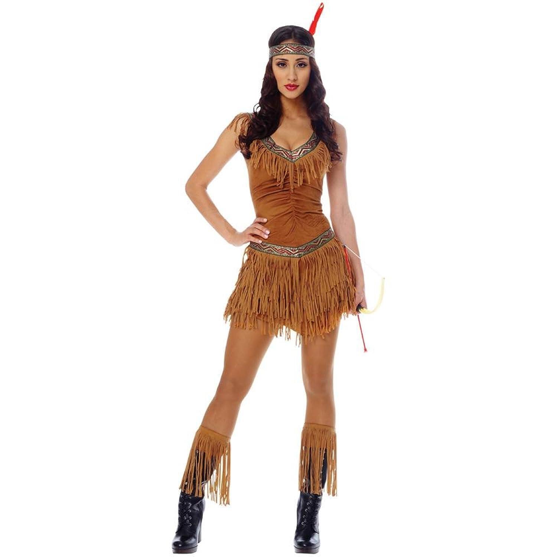Native american maiden costume