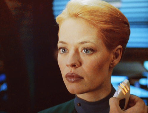 seven Star nine voyager trek