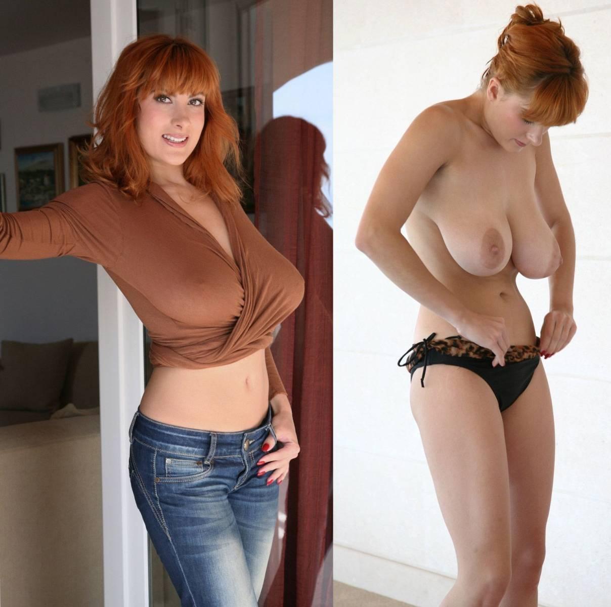Valory irene busty redhead milf