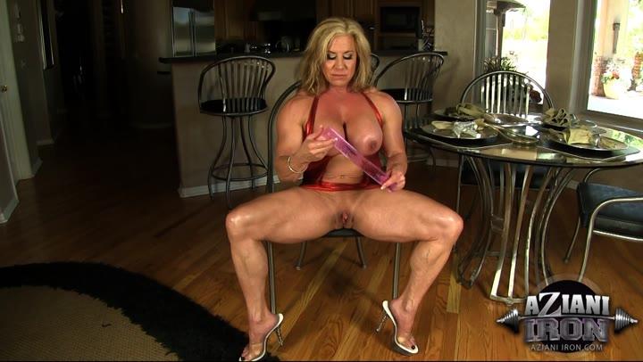 Wanda moore bodybuilder nude pussy