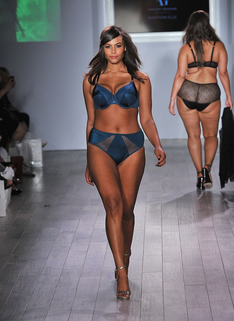 Plus size model marquita pring