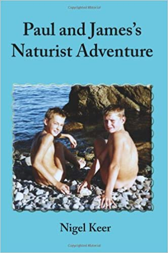 Young teen boy nudists naturists