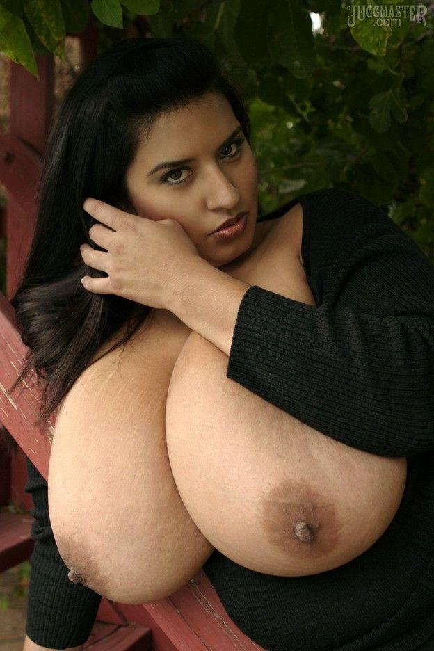 Enormous Big Tits