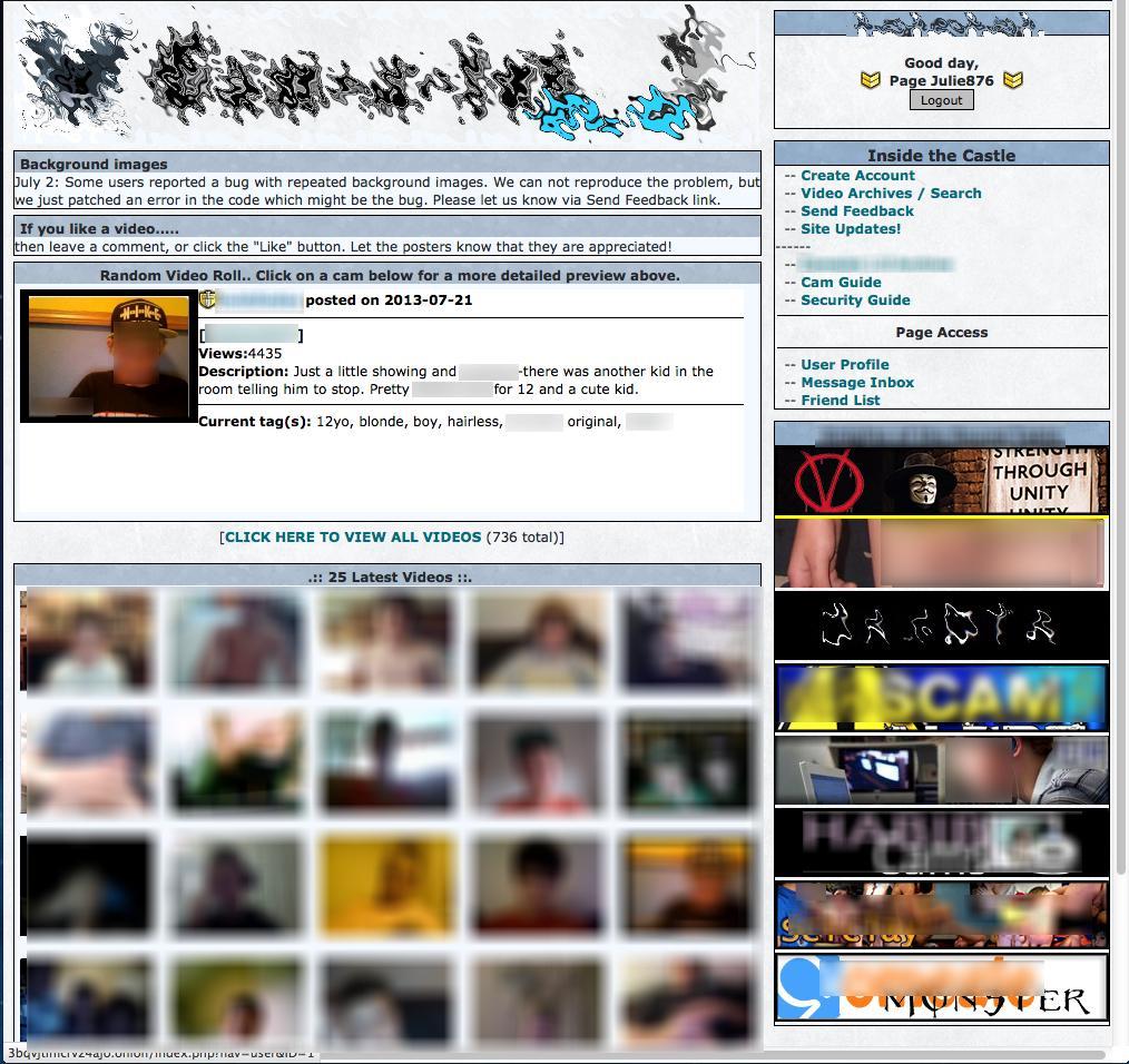 Darknet porn sites