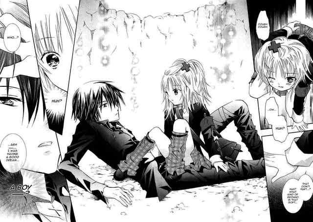 Shugo chara hentai manga