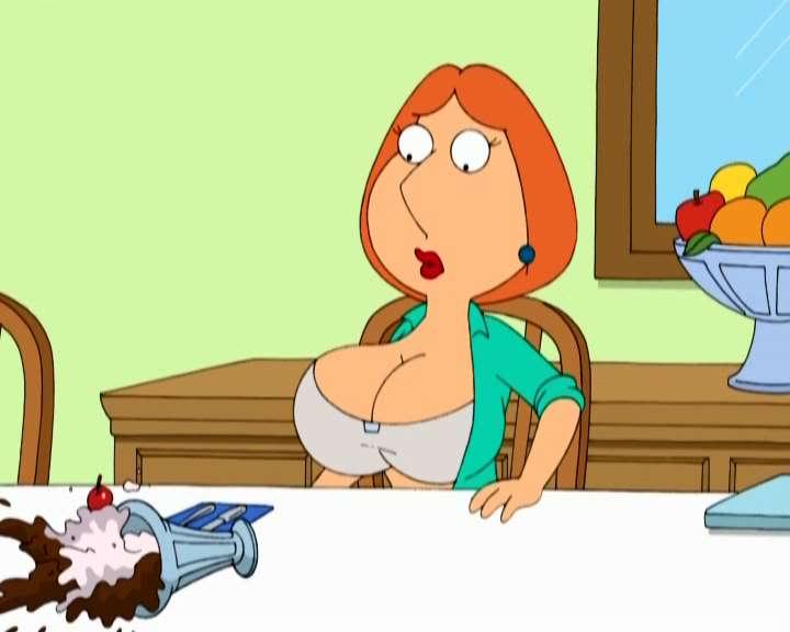 Lois griffin comic