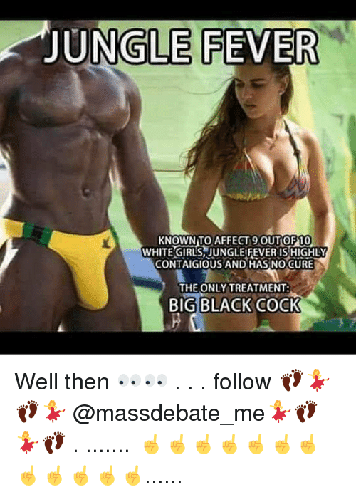 White girl black cock crave caption