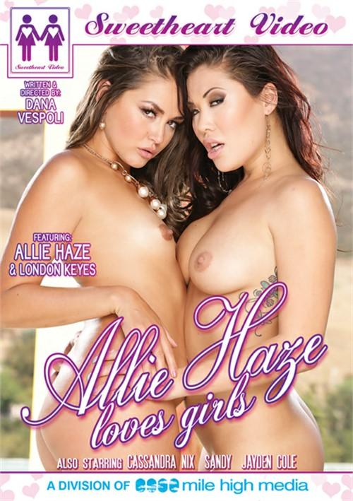 Allie haze loves girls