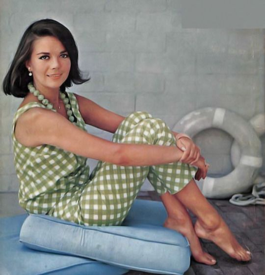 Natalie nunez foot