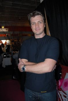 Nathan fillion gay fake nude