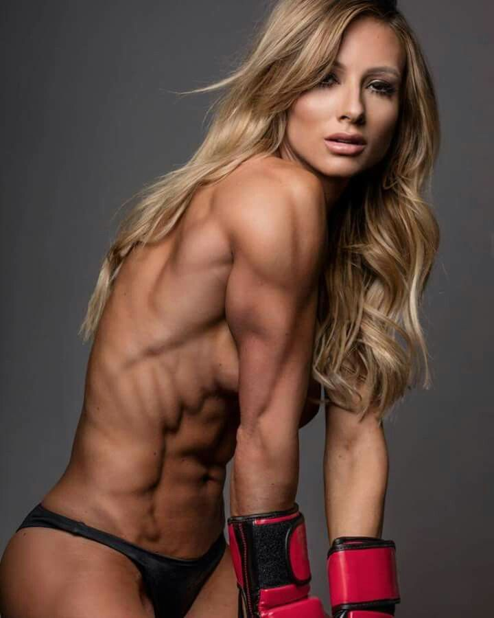 Hot sexy naked workout girls