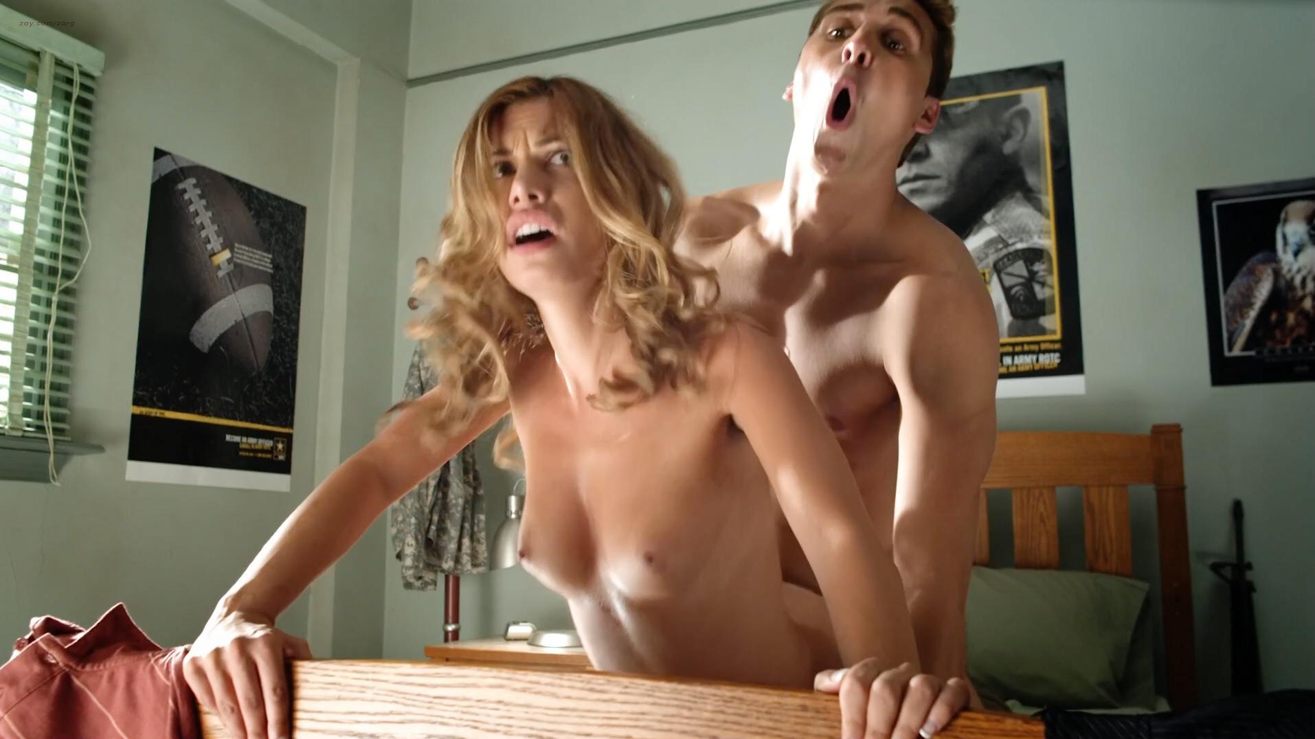 Sarah oliver naked