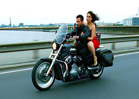 Kareena kapoor with saif ali khan nude