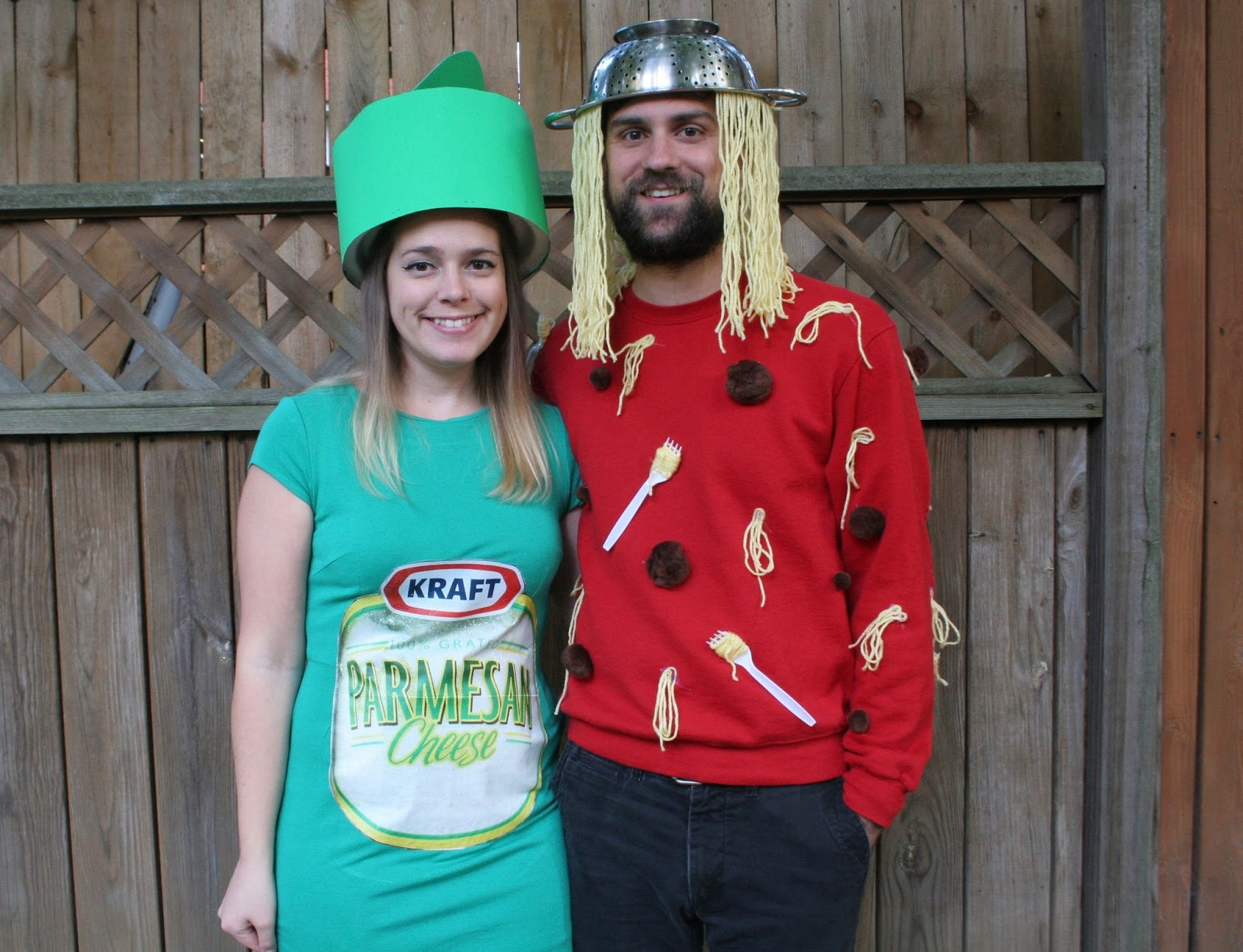 Idea halloween adult couple costume