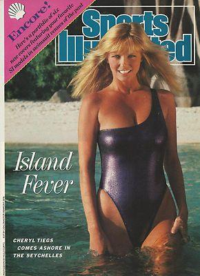 Cheryl tiegs swimsuit