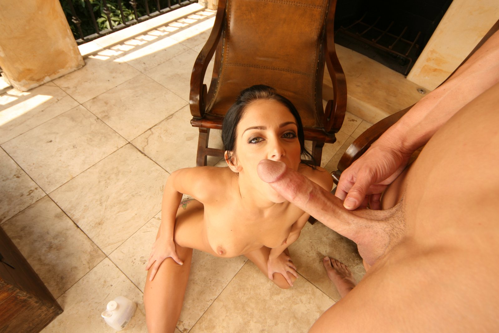 Stephanie cane big cock