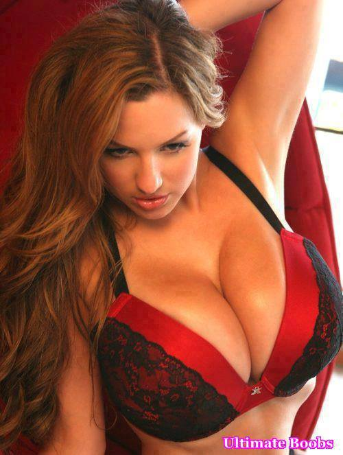 Hot naked girl big tits bikini