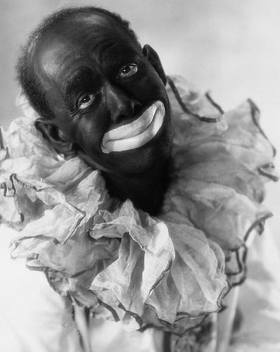 Minstrel show black people