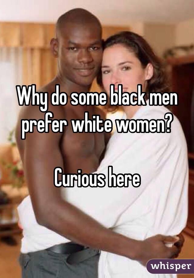 white captions man Black women
