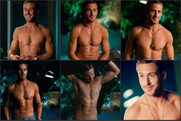 ryan gosling male celebrities Naked