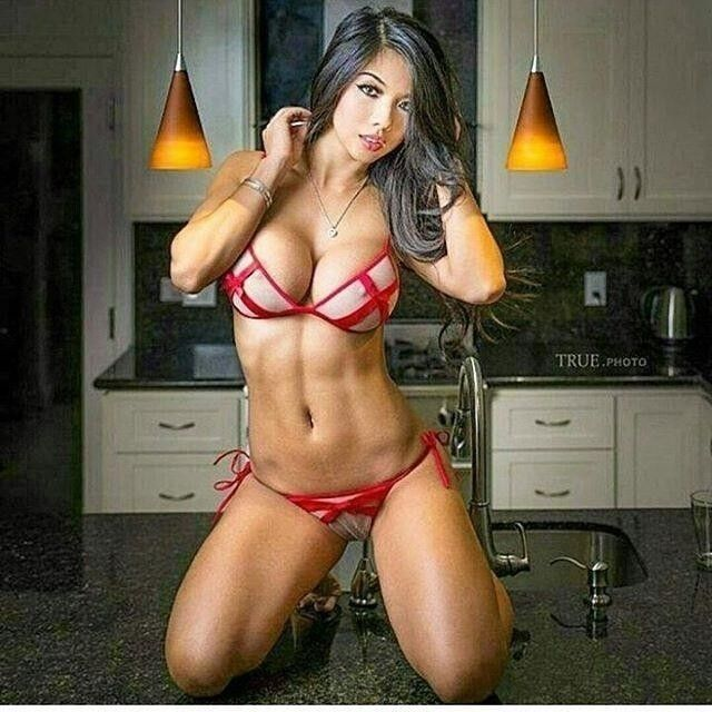 asian girl athletic Hot